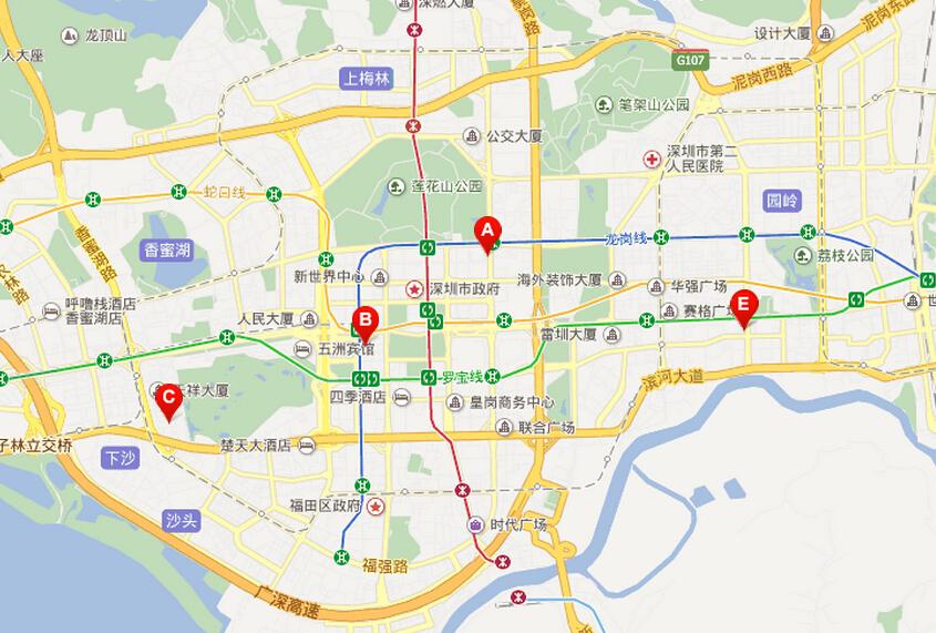 深圳福田区到哪里股票开户?