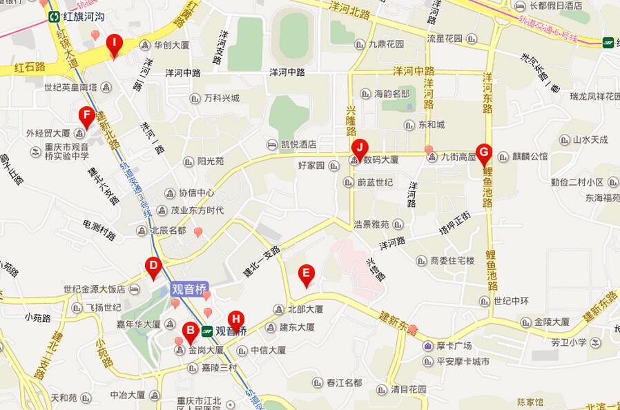 重庆有哪些证券公司可以开户的?